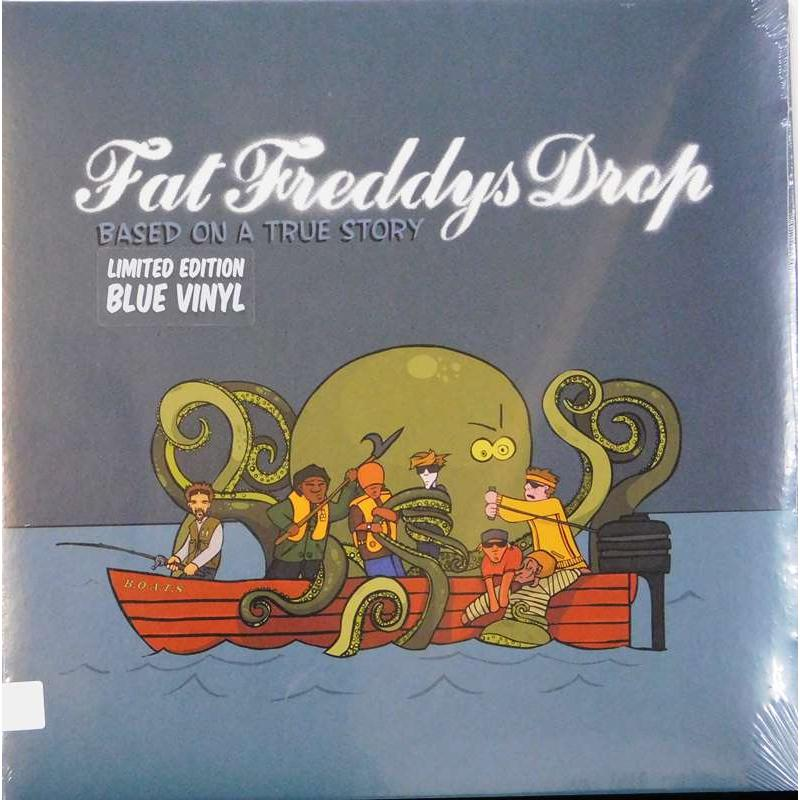 Based On A True Story (Blue Vinyl)