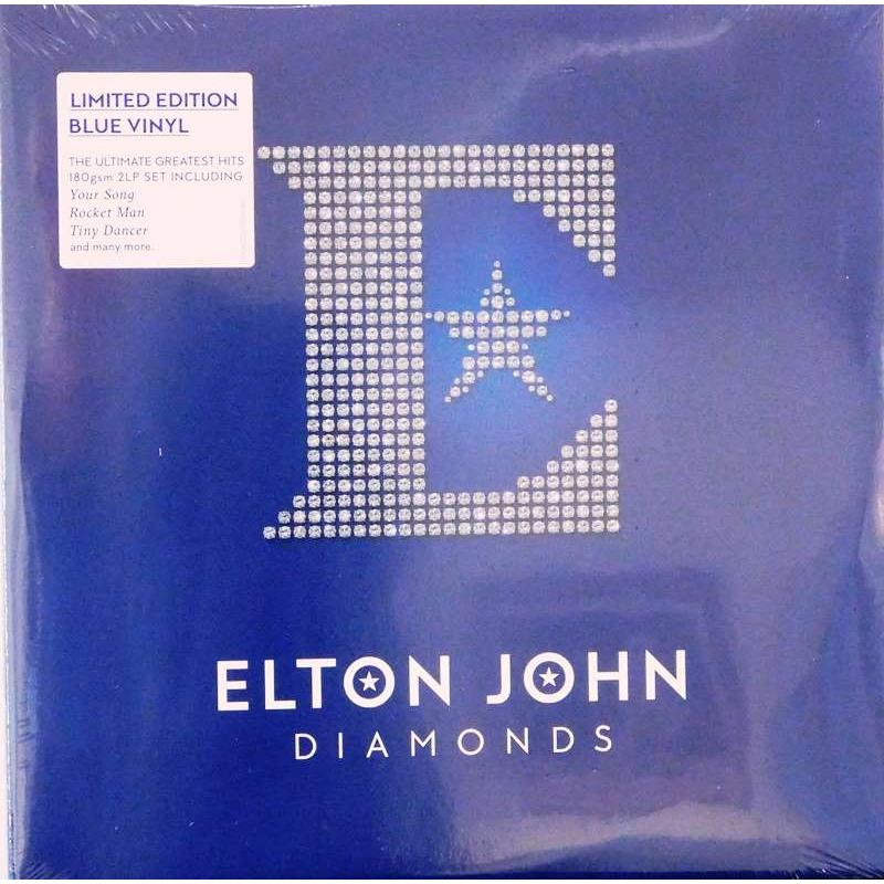 Diamonds (Blue Vinyl)