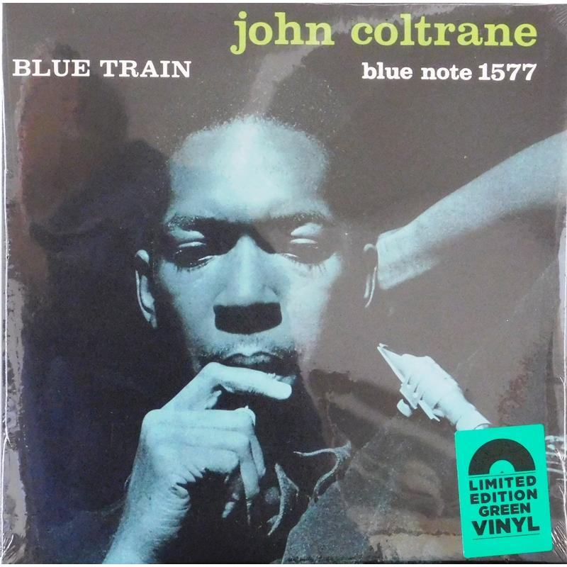 Blue Train  (Green Vinyl)