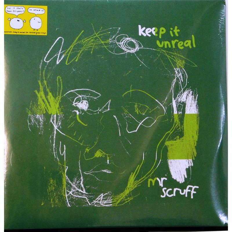 Keep It Unreal (20th Anniversary Edition)  Green Vinyl