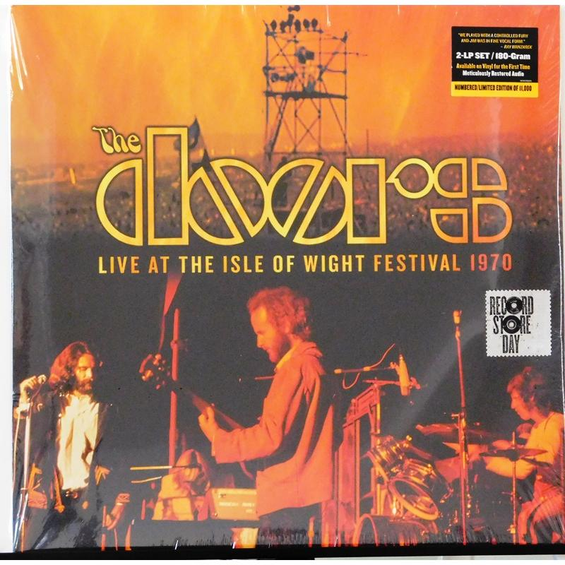 Live At The Isle Of Wight Festival 1970