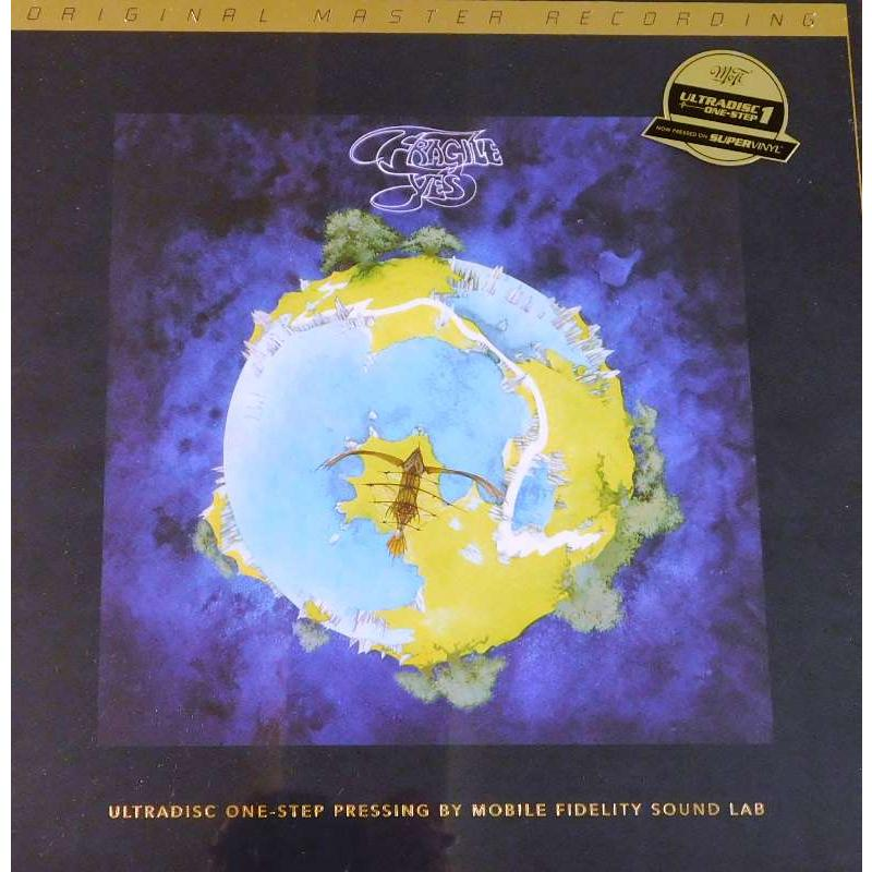 Fragile  (Mobile Fidelity Sound Lab Original UltraDisc One Step Super Vinyl - 45rpm 180g 2LP Box Set)