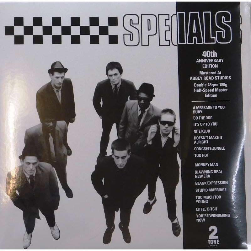The Specials  (40 Anniversay Edition)