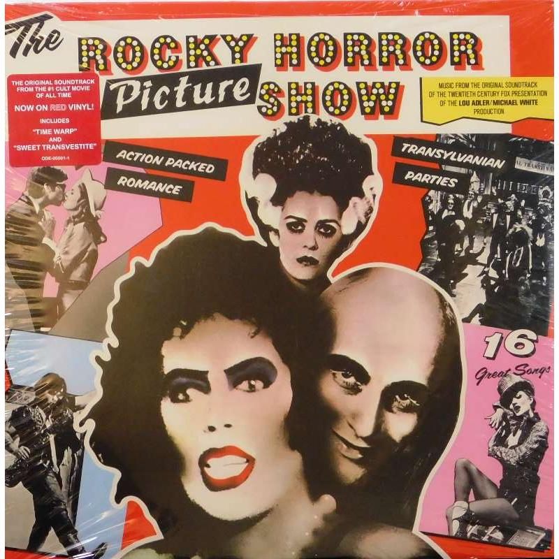 The Rocky Horror Picture Show (Red Vinyl)