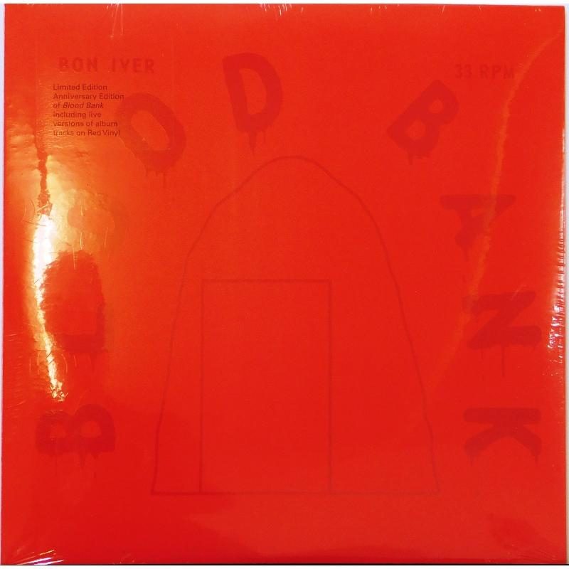 Blood Bank (Red Vinyl)