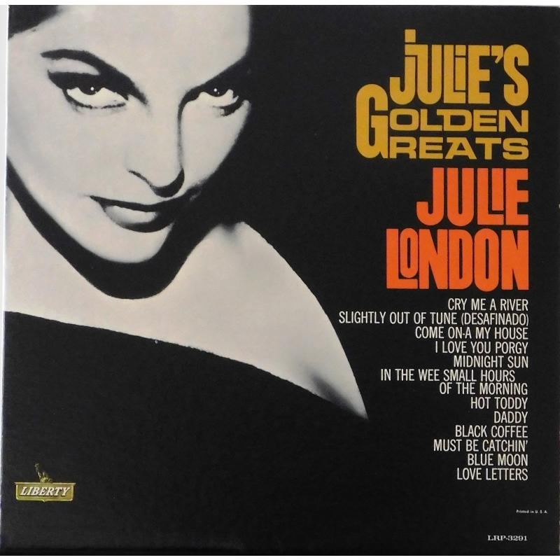 Julie's Golden Greats