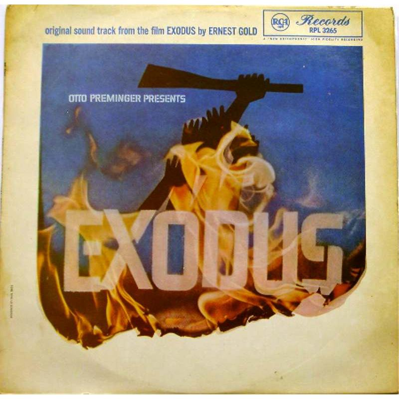 Exodus (Original Soundtrack)