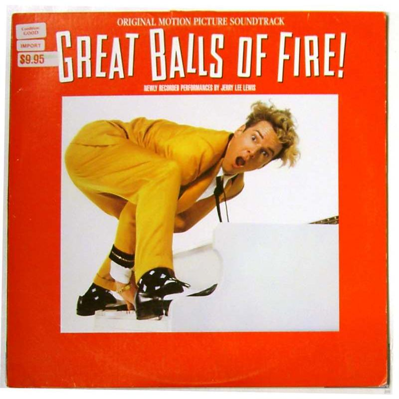 Great Balls of Fire (Original Motion Picture Soundtrack)