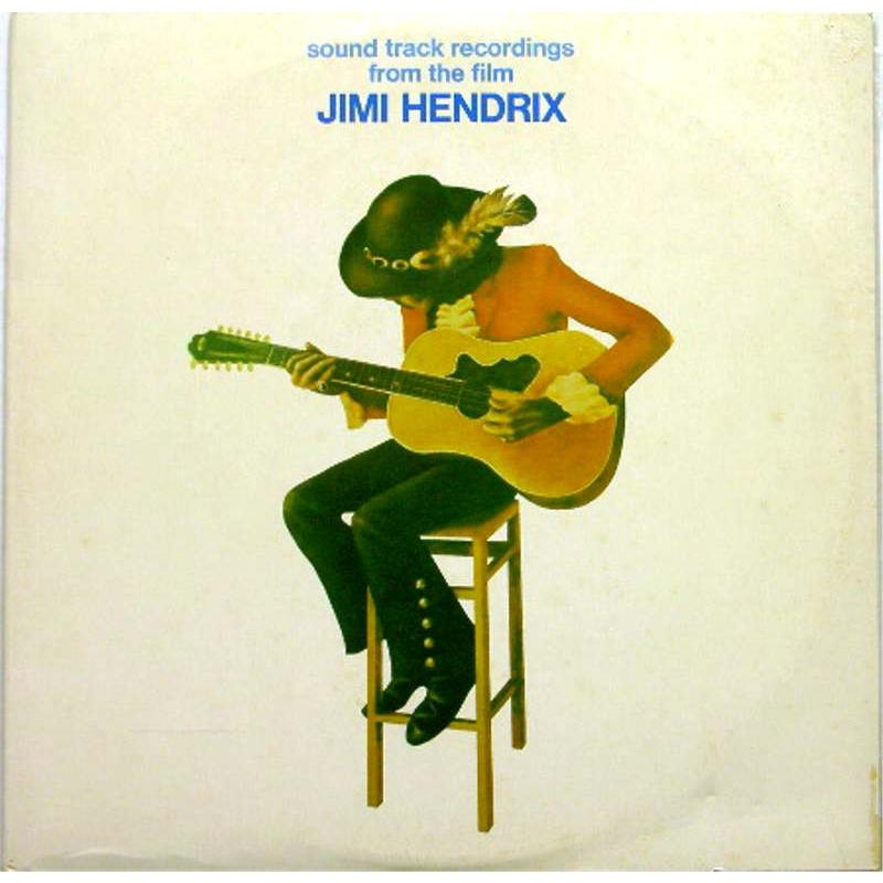 Sound Track Recordings from the Film Jimi Hendrix (Japanese Pressing)