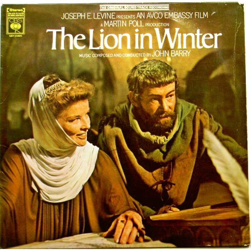 The Lion in Winter (Original Soundtrack)