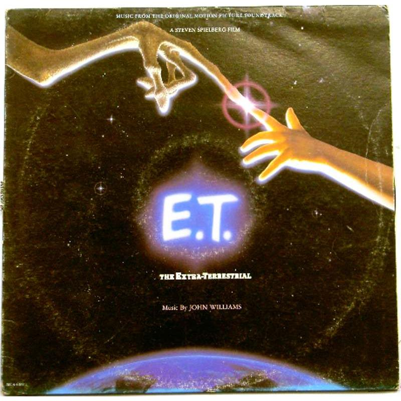E.T. The Extra-Terrestrial (Original Soundtrack)