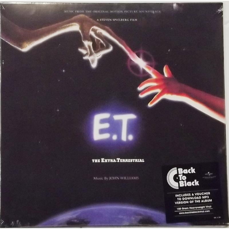 E.T. The Extra-Terrestrial OST