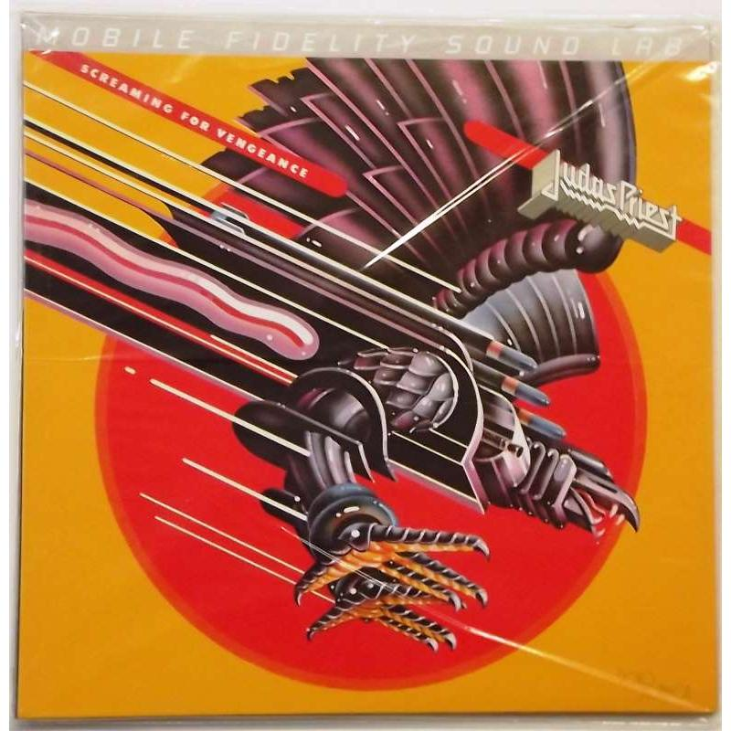 Screaming For Vengeance (Mobile Fidelity Sound Lab Original Master Recording)