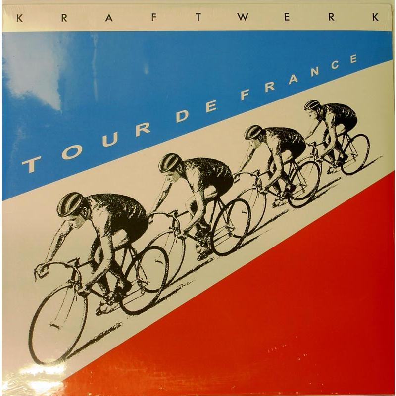 Tour De France (One Red & One Blue Vinyl)