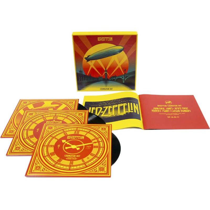 Celebration Day (Box Set)