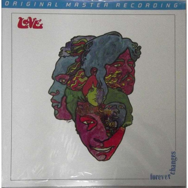 Forever Changes ( Mobile Fidelity Sound Lab Original Master Sound Recording.)
