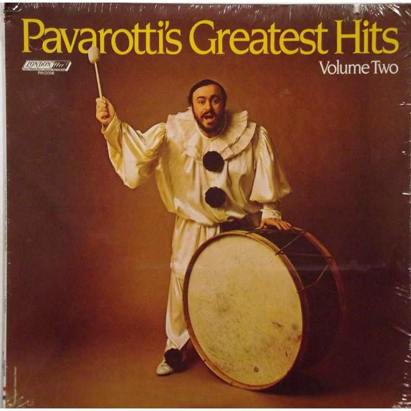 Pavarotti's Greatest Hits Volume Two