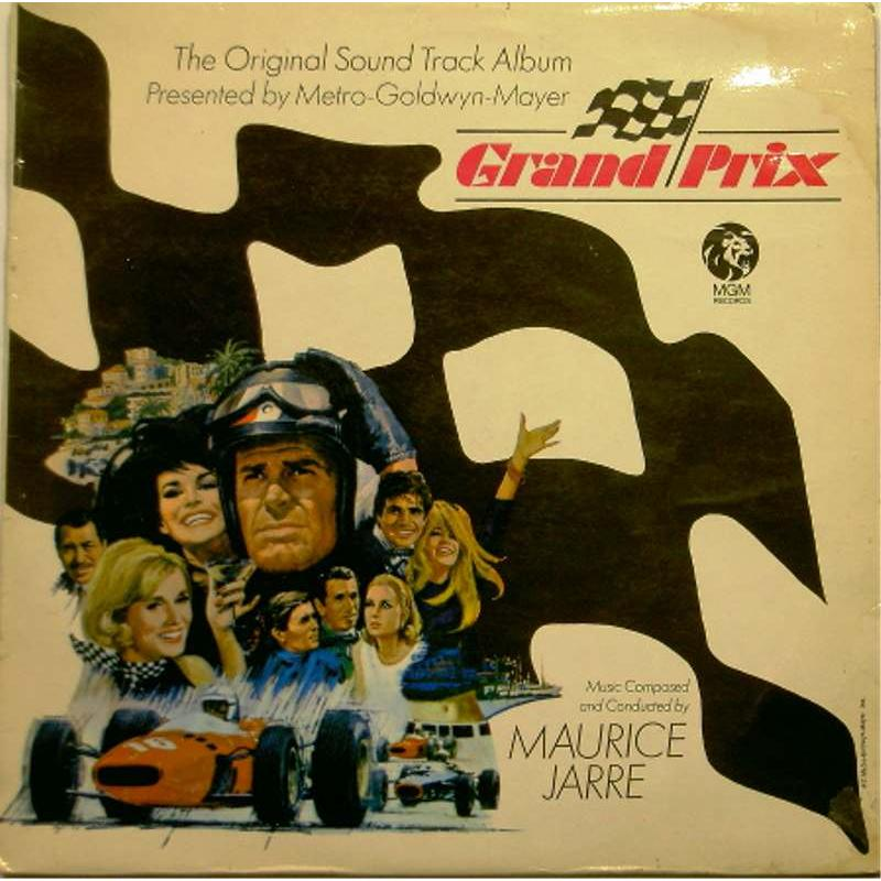Grand Prix (Original Soundtrack)