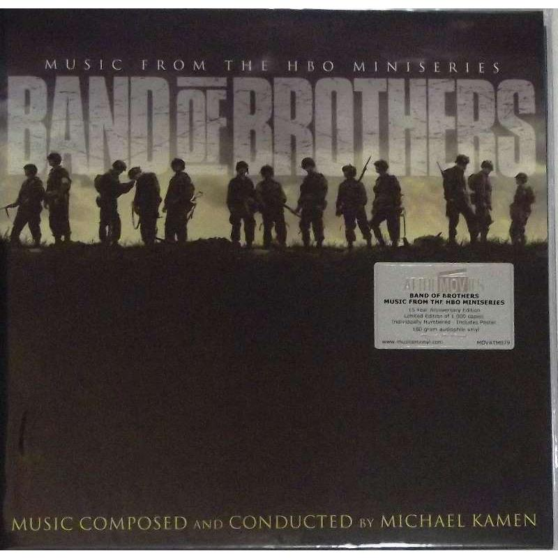 Band Of Brothers (Silver and Black Vinyl)