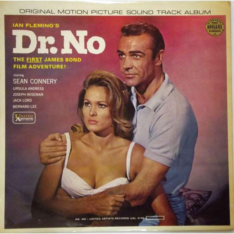 Dr. No (Original Motion Picture Sound Track Album)