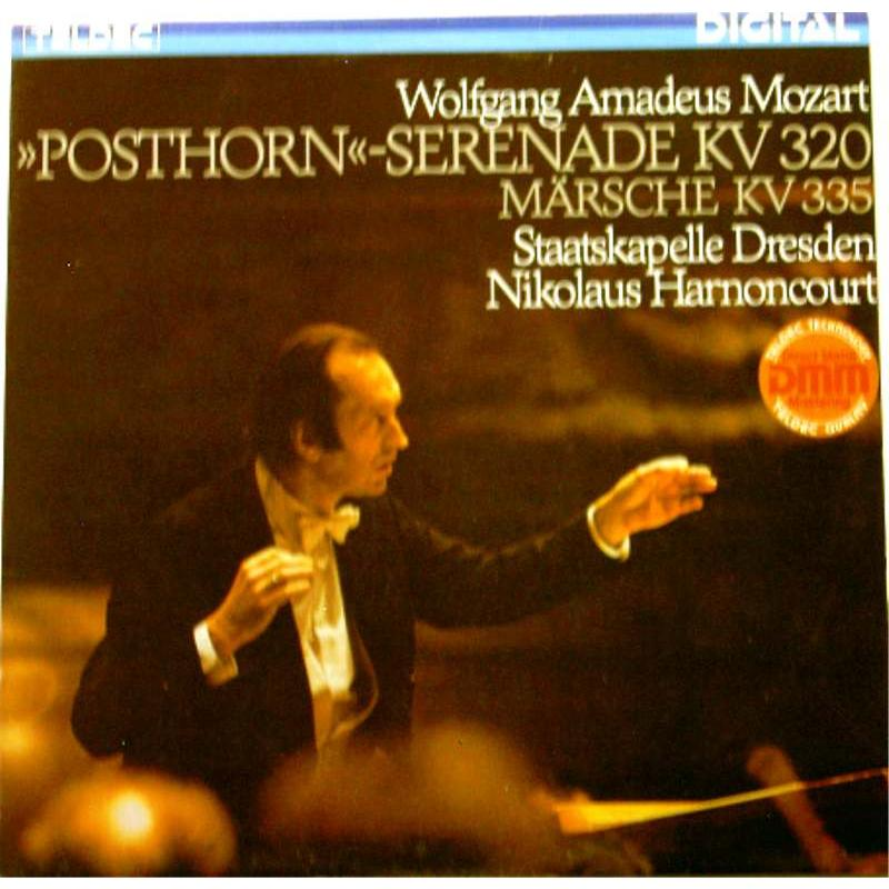 Posthorn Serenade KV320 / March KV335