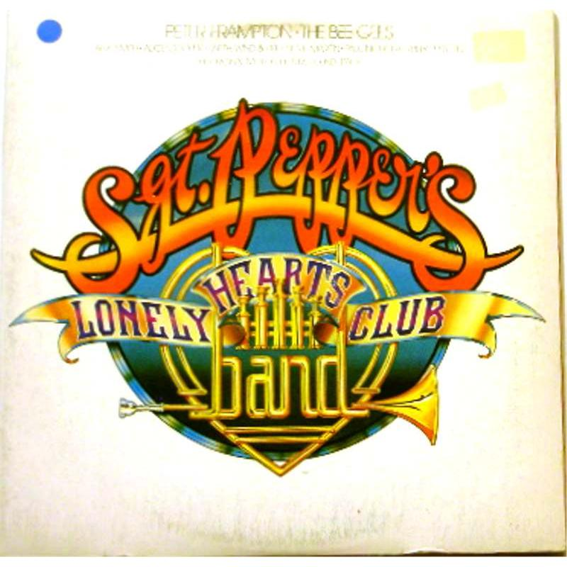 Sgt. Pepper's Lonely Hearts Club Band (Original Movie Soundtrack)