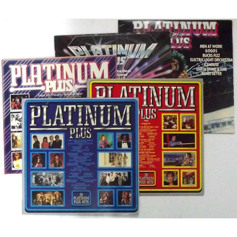 Platinum Plus Hits-- The Series