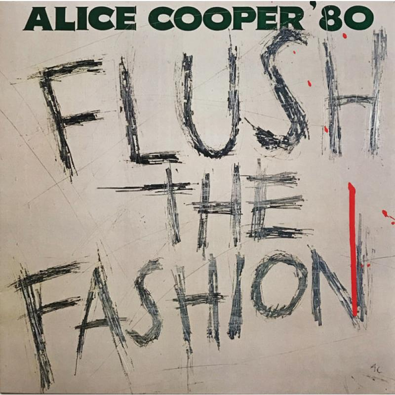 Flush The Fashion (Green Vinyl)