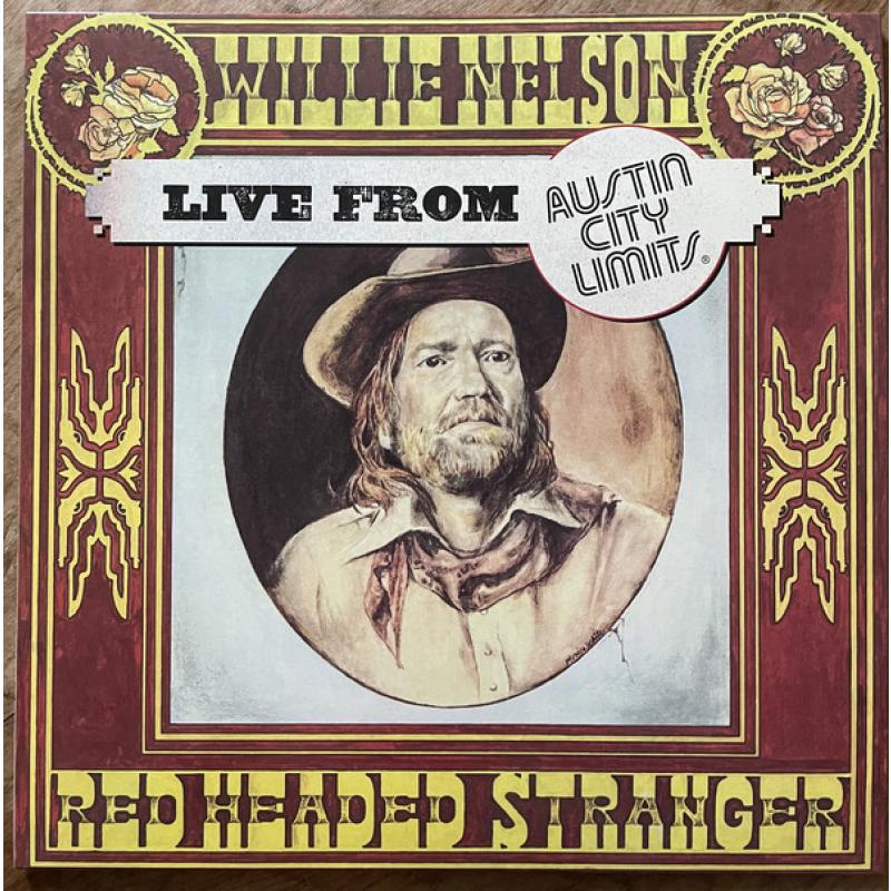 Red Headed Stranger Live From Austin City Limits
