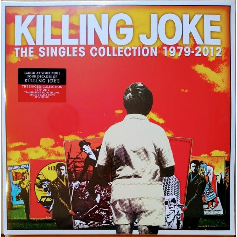 The Singles Collection 1979-2012 (Coloured Vinyl)