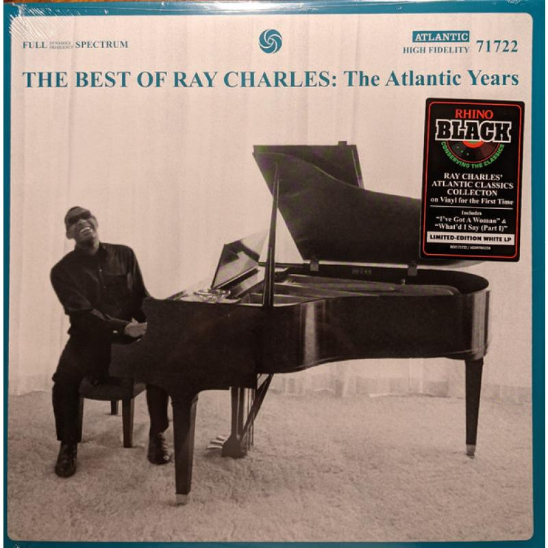 The Best Of Ray Charles: The Atlantic Years (White Vinyl)