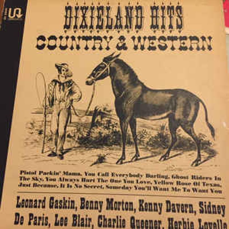 Dixieland Hits Country & Western