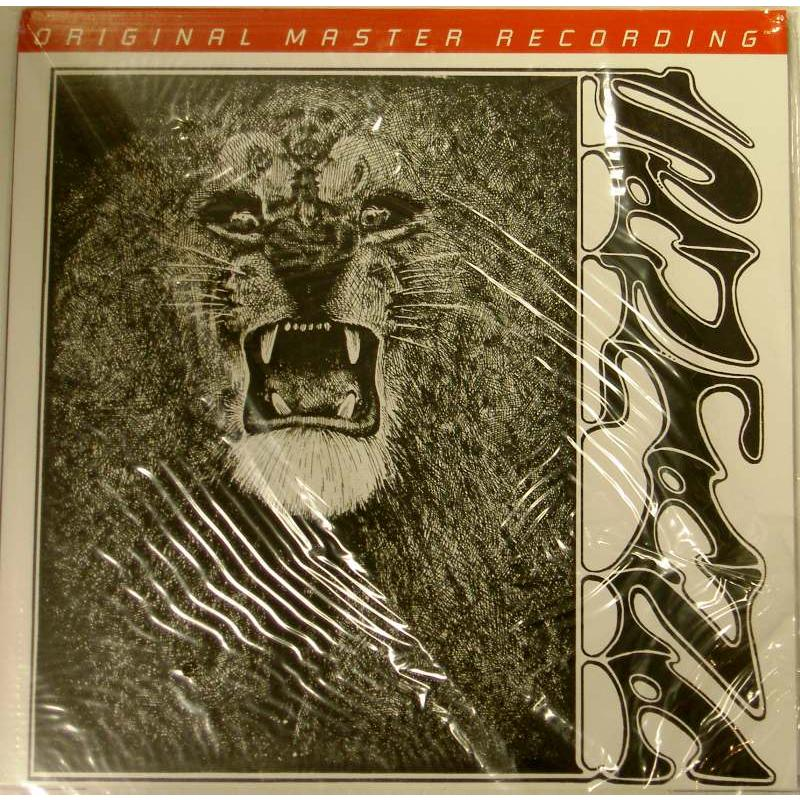 Santana (Mobile Fidelity Sound Lab Original Master Recording)