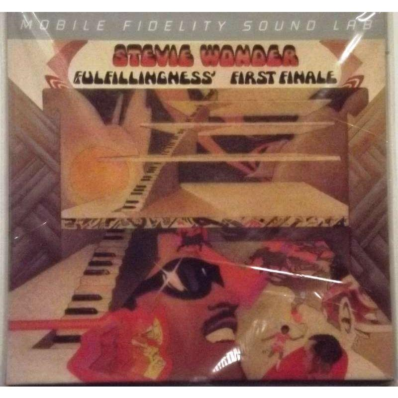 Fulfillingness First Finale (Mobile Fidelity Sound Lab. Original Master Recording)
