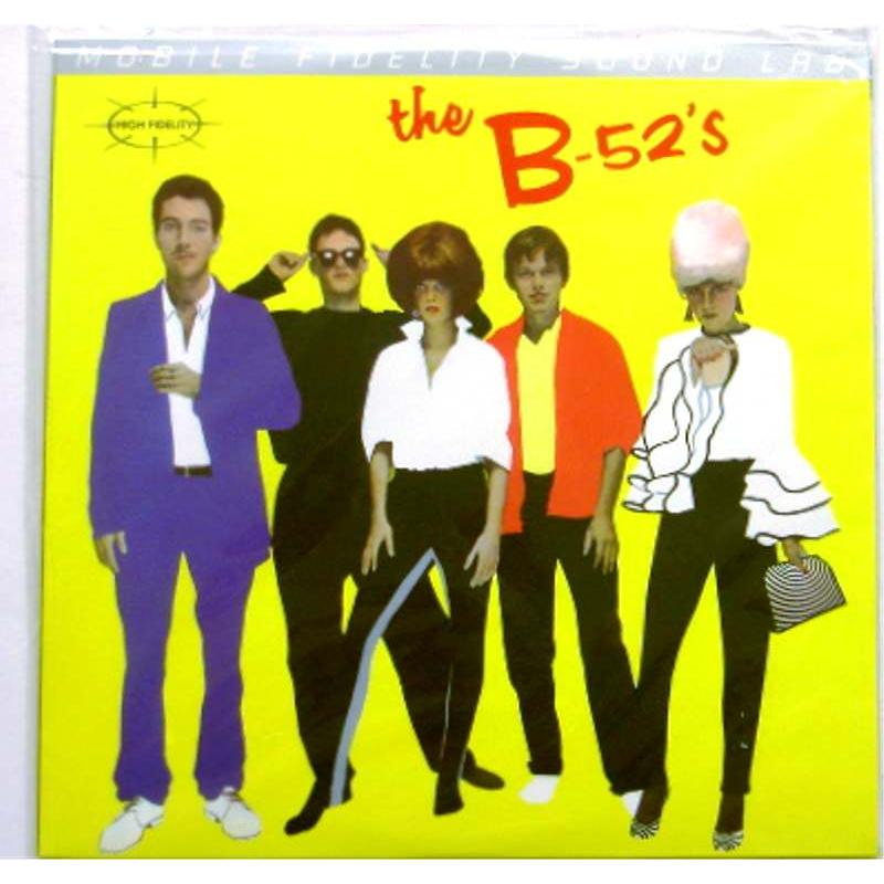 The B-52's (Mobile Fidelity Sound Lab Recording)