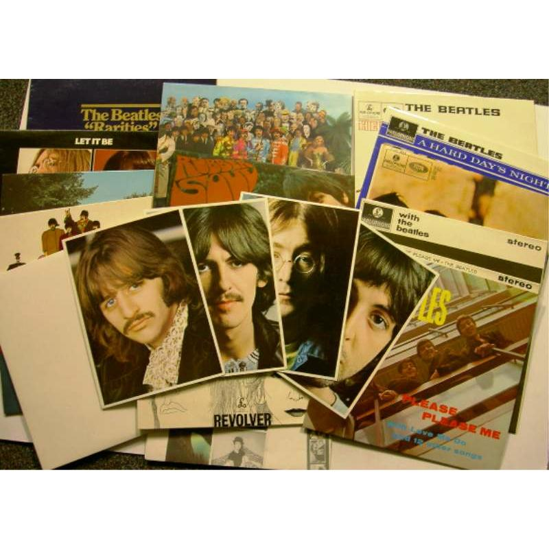 The Beatles Collection (Box Set)