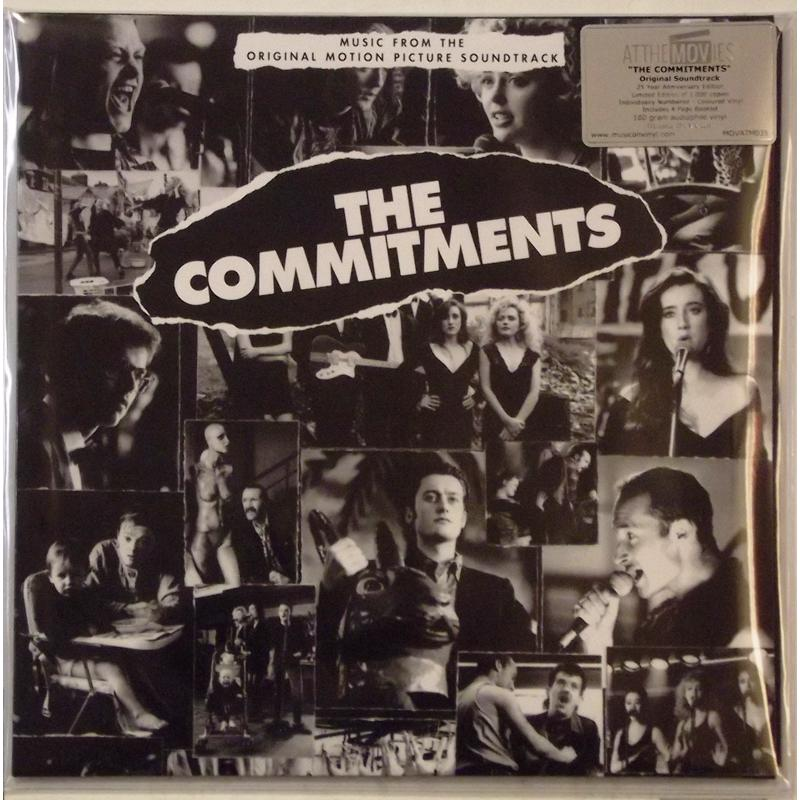 The Commitments (Original Motion Picture Soundtrack)