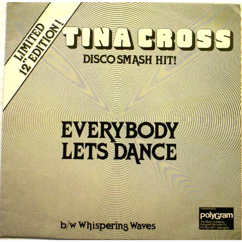 "Everybody Let""s Dance / Whispering Waves"