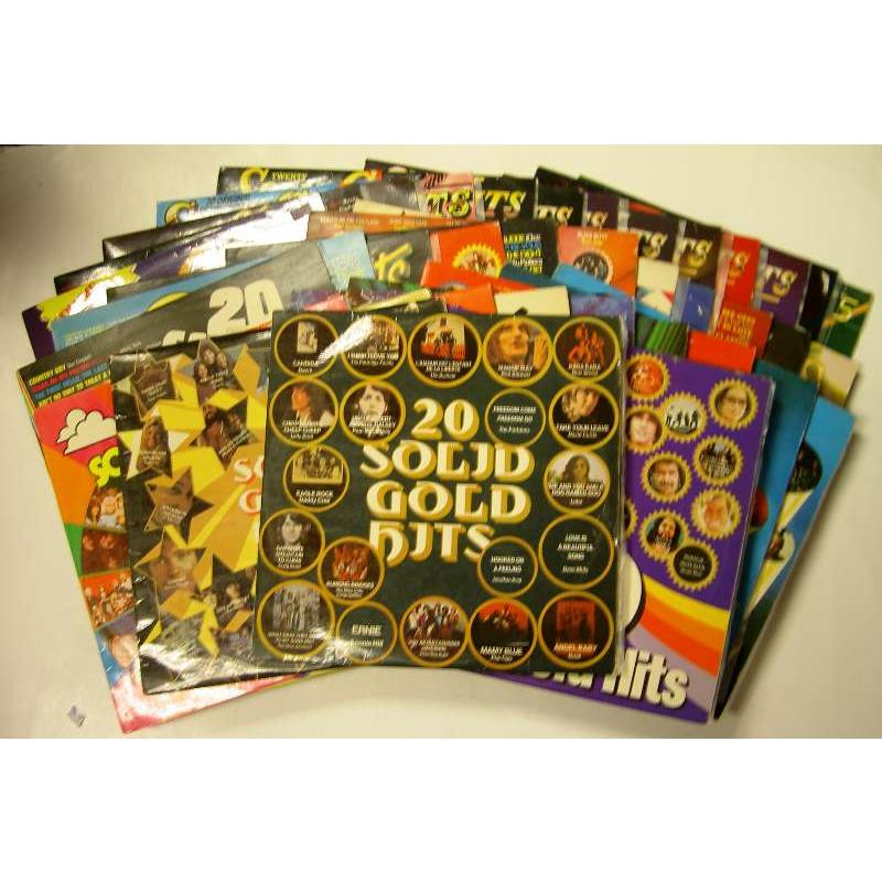 20 Solid Gold Hits: Volumes 1