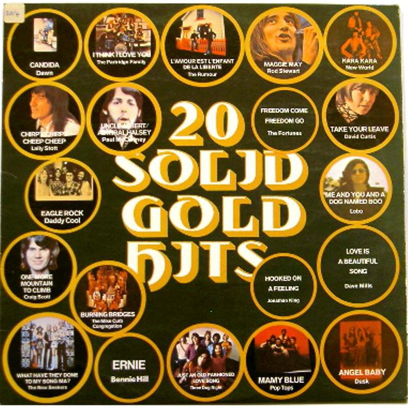 20 Solid Gold Hits: Volume 1