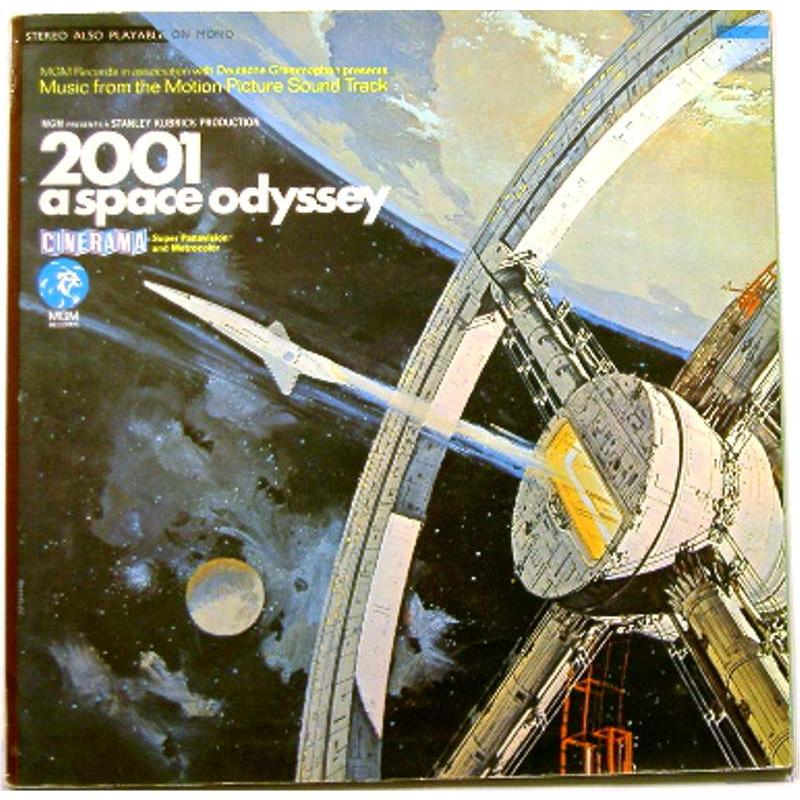 2001: A Space Odyssey (Original Soundtrack)