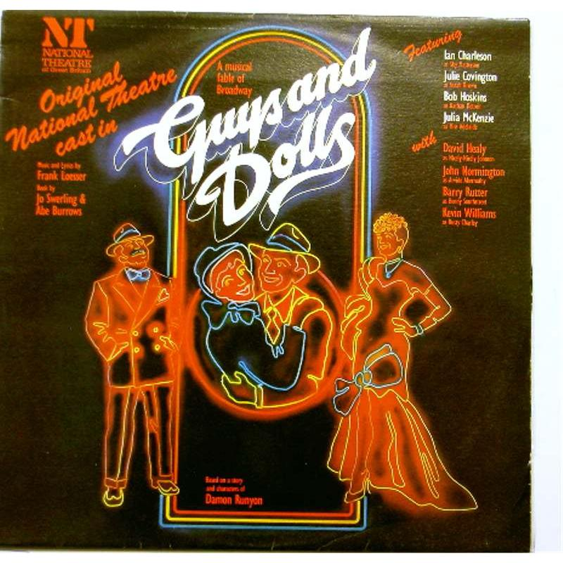 Guys and Dolls (Original National Theatre Cast)