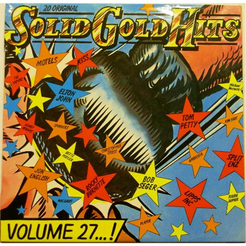 20 Solid Gold Hits: Volume 27