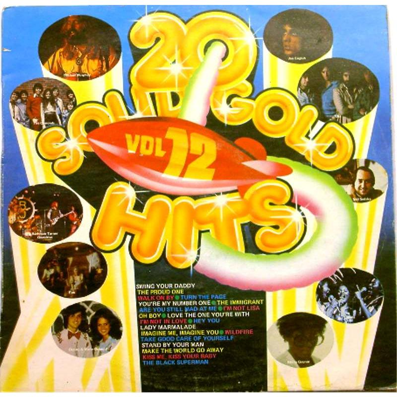 20 Solid Gold Hits: Volume 12
