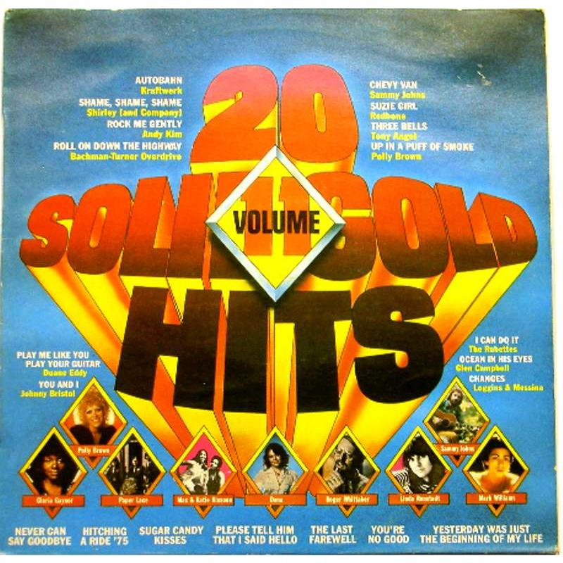 20 Solid Gold Hits: Volume 11