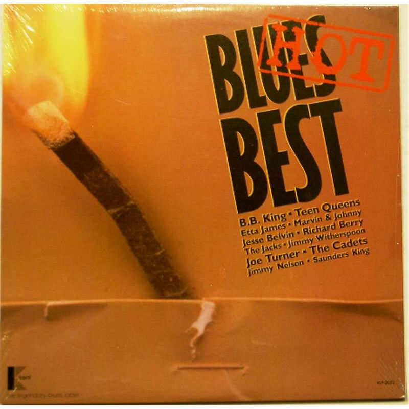 Blues Best: Hot