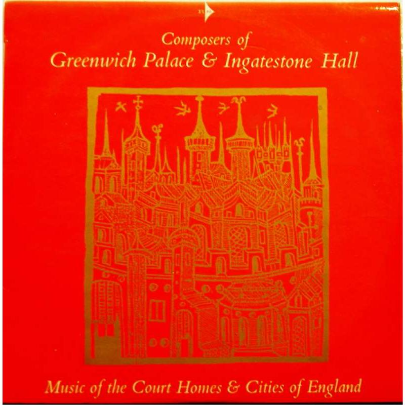Music of the Court Homes & Cities of England: Vol. 4