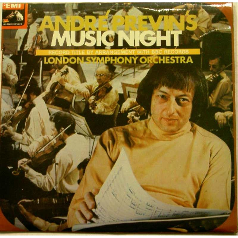 Andre Previn's Music Night