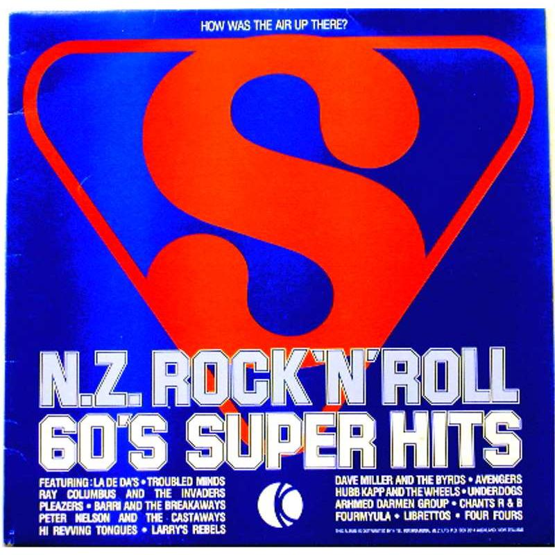 How Was the Air Up There?: NZ Rock 'N' Roll 60's Super Hits