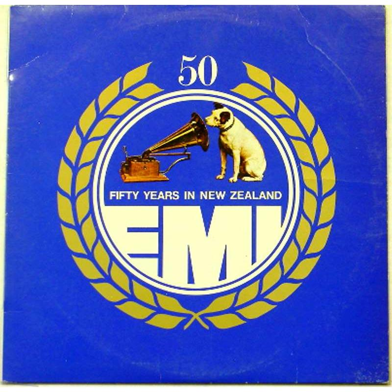 EMI: 50 Years in New Zealand